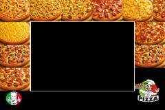 maquette pizza